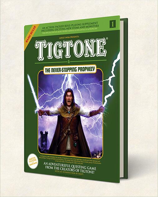 Tigtone book