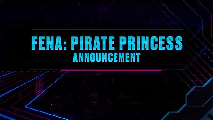 FENA: Pirate Princess announcement