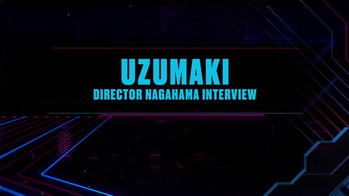 Uzumaki interview