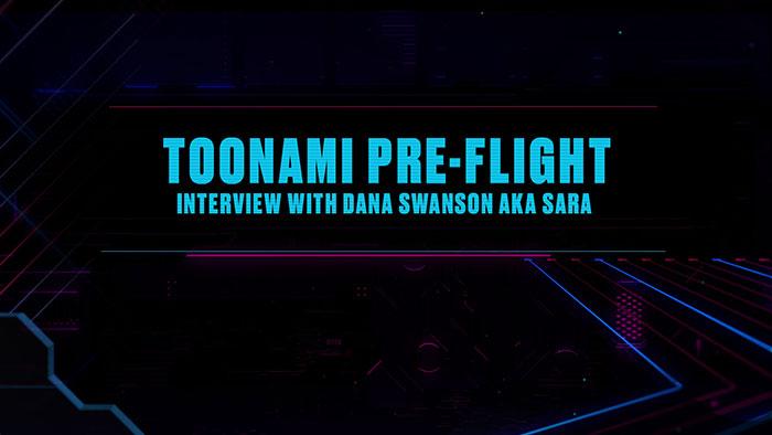 Toonami Pre-Flight interview